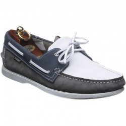 Loake 525 grey/navy/white...