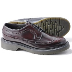 Loake 624 oxblood 5 eye...