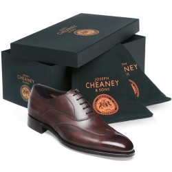 Cheaney Balmoral bronze...