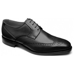 Loake Waterloo black 4 eye...
