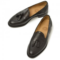 Cheaney Harry black tassel...