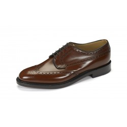 Loake Braemar brown 5 eye...