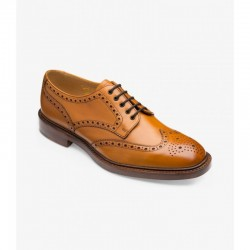 Loake Chester 2 tan 5 eye...