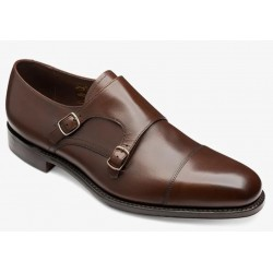 Loake Cannon dark brown...