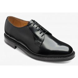 Loake Waverley black 5 eye...