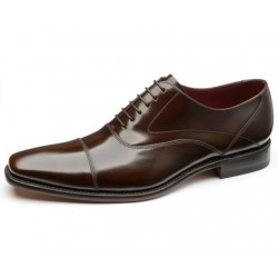 Loake Sharp dark brown 6...