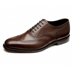 Loake Buckingham dark brown...