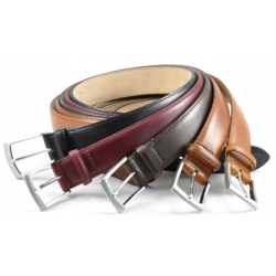 Loake Henry leather belt
