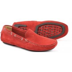Loake Donington red...