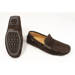 Loake Herbert dark brown...