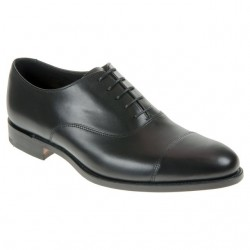 Loake Holborn black 5 eye...