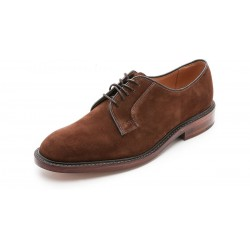 Loake Perth brown suede 5...