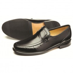 DAMAGED Loake Pisa black...