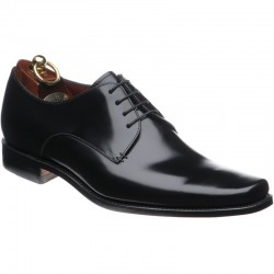 Loake Ridley black 4 eye derby