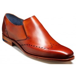 Barker Bourne rosewood slip on