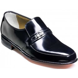 Barker Campbell black slip on